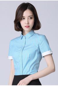 短袖衬衣25